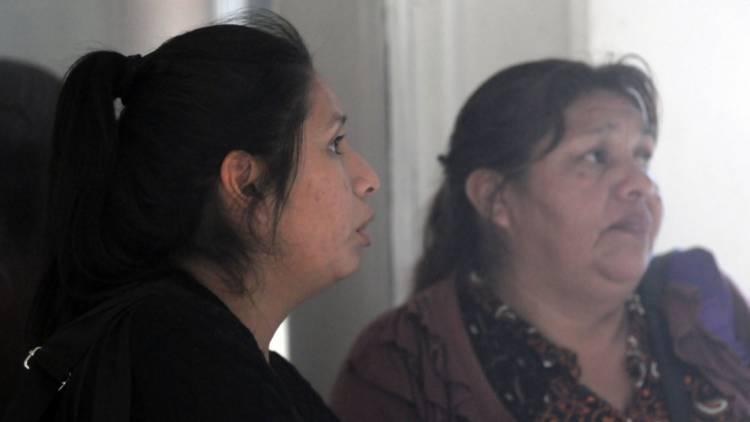 """""""Mi hija es inocente"""", dijo la abuela de la beba fallecida por maltratos"""
