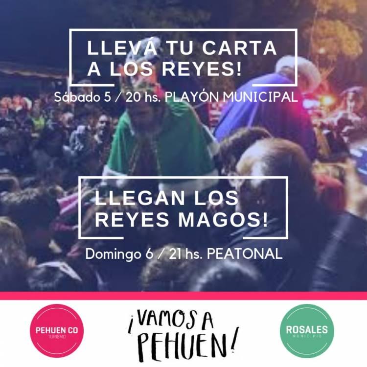 Pehuen Co: Primer finde del año con muchos espectáculos y actividades