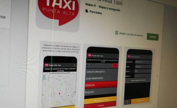 Se creó una aplicación para conseguir un taxi en la ciudad