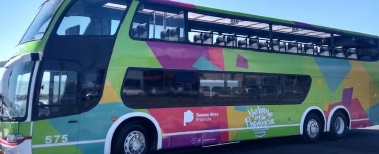 Pehuen Co: Llega el Bus Turístico de la Provincia