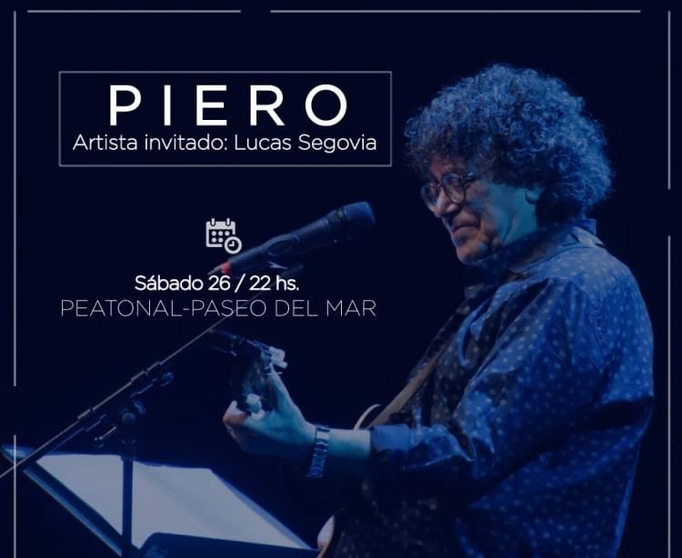 Pehuen Co: Vuelve Piero, y muchas actividades para realizar en la Villa Balnearia