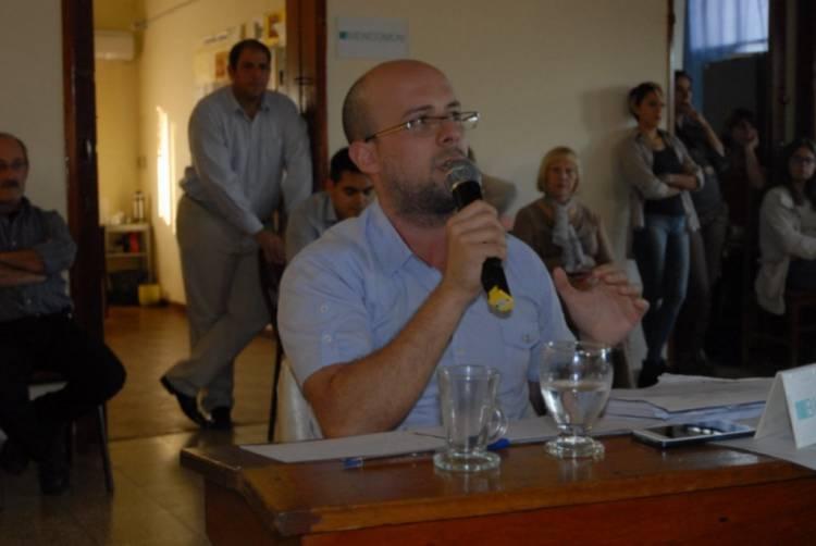 """Daniel Medina: """"El Municipio eligió el tarifazo del boleto sin estudiar otros caminos"""""""