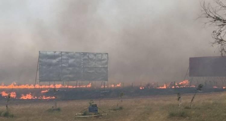 Calderón: Dos hombres son acusados de quemar una quinta