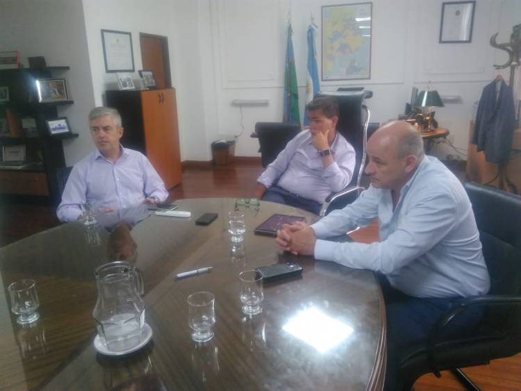 El municipio logró importante avance para la creación del consorcio de Puerto Rosales