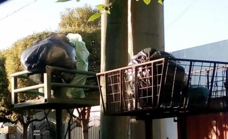 Paro Municipales: Disponen medidas para solucionar el problema con la basura