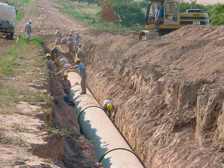 Nueva postergación en la obra del acueducto del Río Colorado