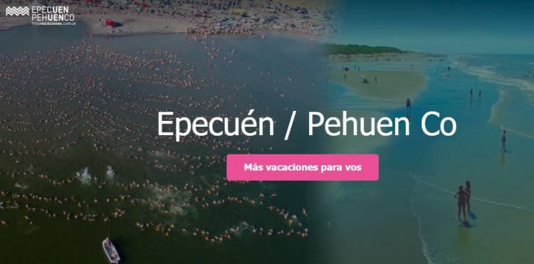 Pehuen Co presente en la 17° Fiesta Provincial del Turismo Termal en Carhué