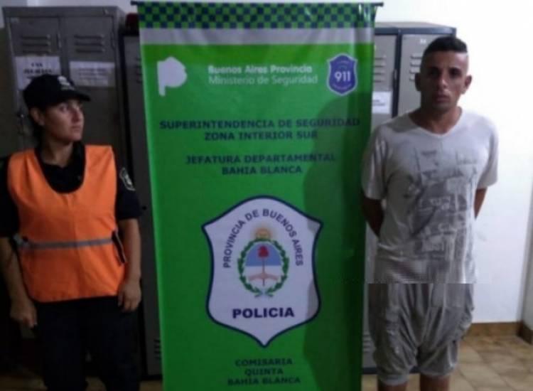 Allanamientos positivos en Punta Alta por un asalto cometido en Bahía Blanca