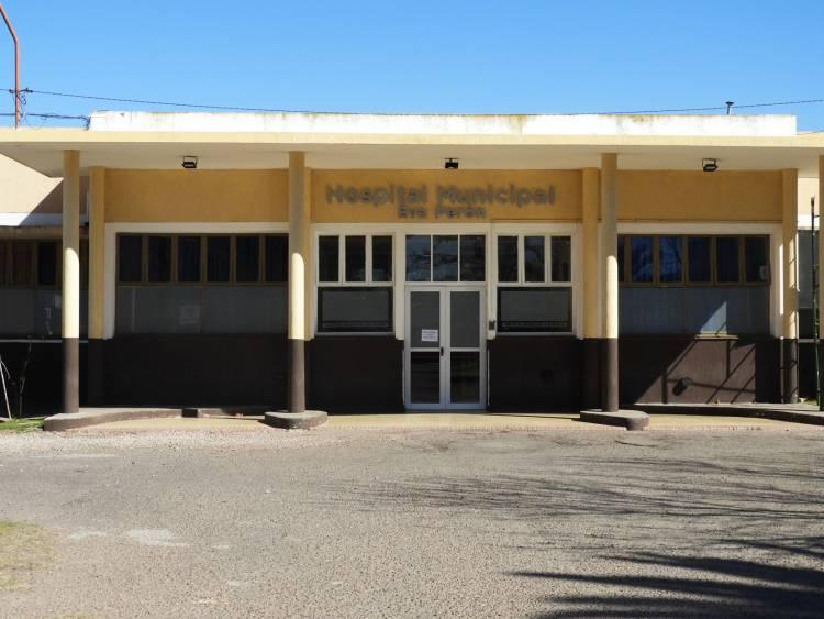 Se realizó en el Hospital Municipal una compleja reconstrucción de codo