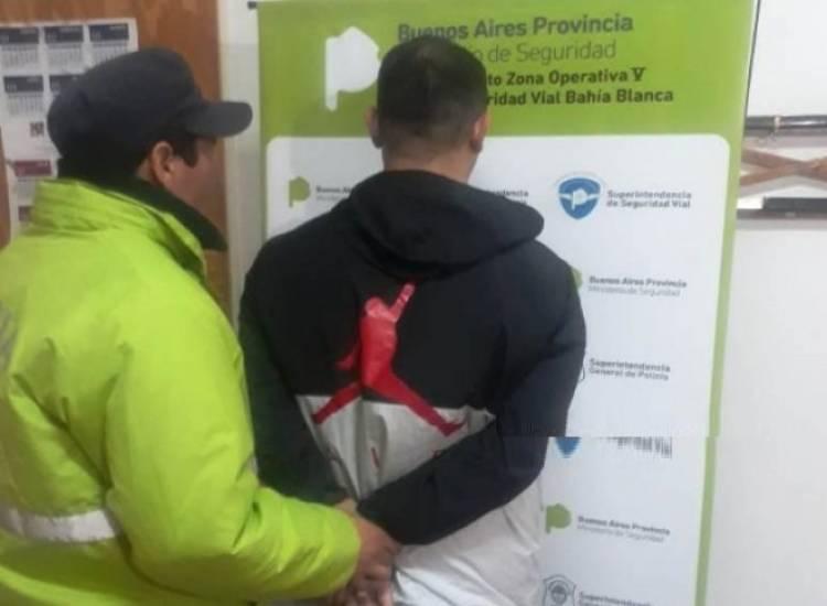 Villa Arias: Detienen a líder de grupo de música por tenencia de marihuana
