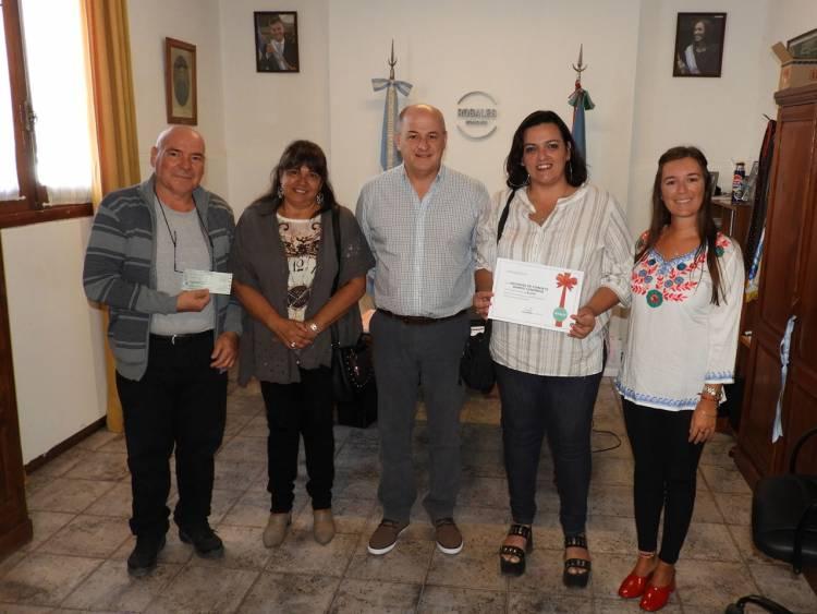 El Municipio entregó 10 subsidios a instituciones de la ciudad