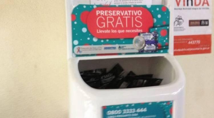 El FR vuelve a presentar el proyecto de los dispensers preventivos