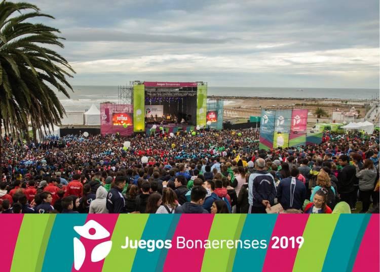 Comienzan las inscripciones de los Juegos Bonaerenses 2019