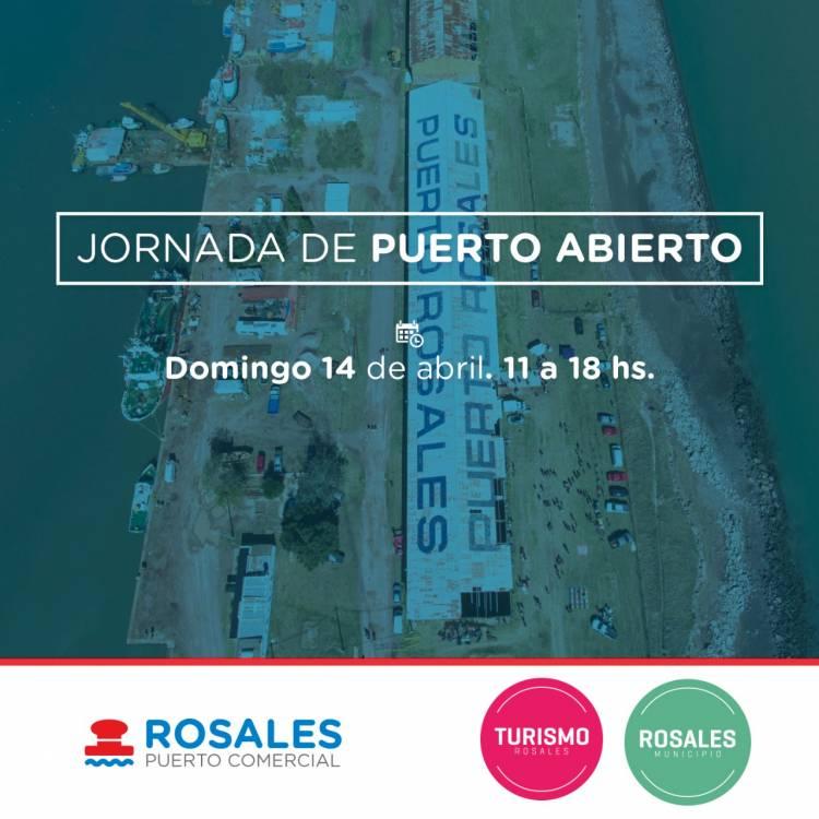 El domingo 14 de abril se hará la Jornada de Puerto Abierto en Rosales