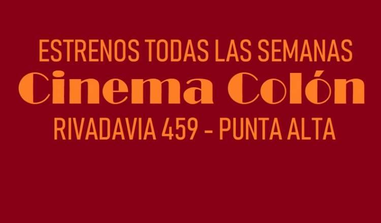 Cinema Colón, una propuesta para disfrutar en familia o con amigos