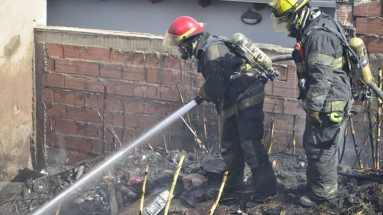 Prohibición y prevención ante la quema en los patios