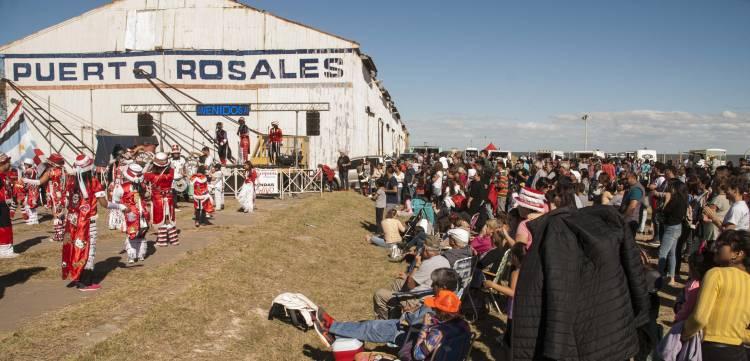 """Más de 15mil personas visitaron del """"Puerto Abierto"""""""