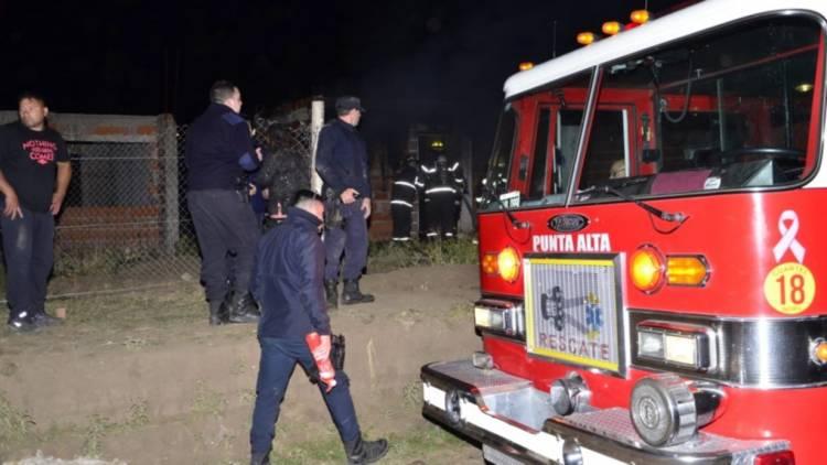 Es muy crítico el estado de salud de los heridos en incendio