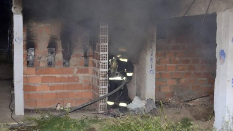 Murió la nena de 8 años que estaba grave tras un incendio en su casa