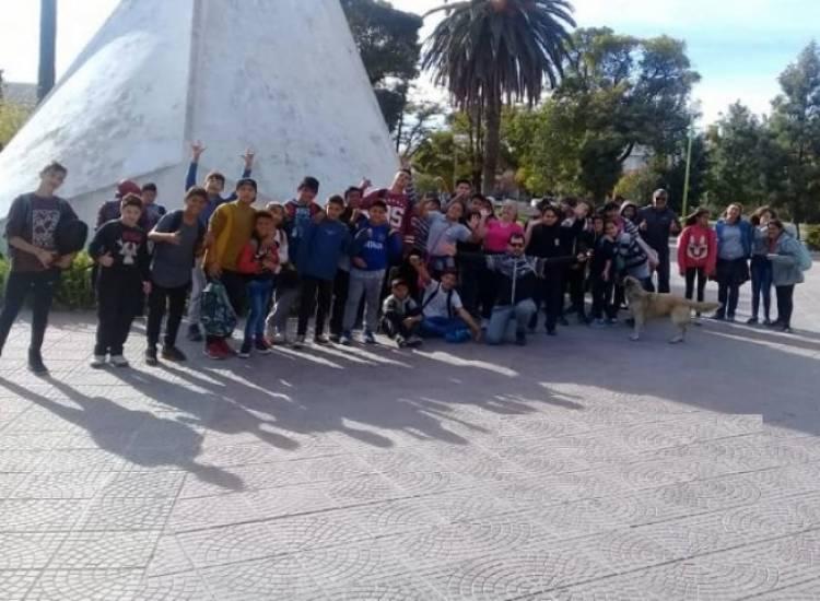 """Experiencias significativas dejó la primera """"Caminata Histórica"""""""