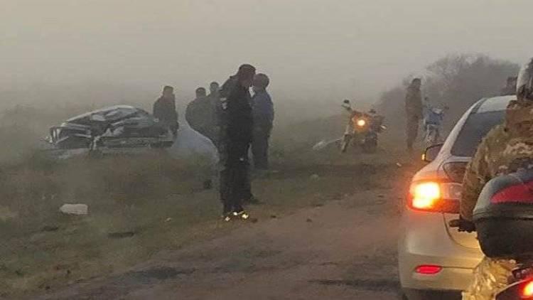 Dieron de alta a los heridos del choque en Baterías