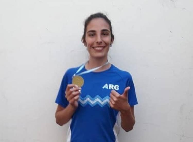Atletismo: Silvina Ocampos y Yohana Arias, campeonas nacionales