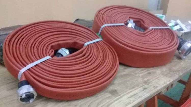 Los Bomberos Voluntarios de Punta Alta adquirieron nuevo material