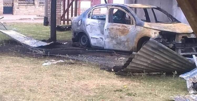 Desde Seguridad dicen que tienen sospechosos de los incendios intencionales