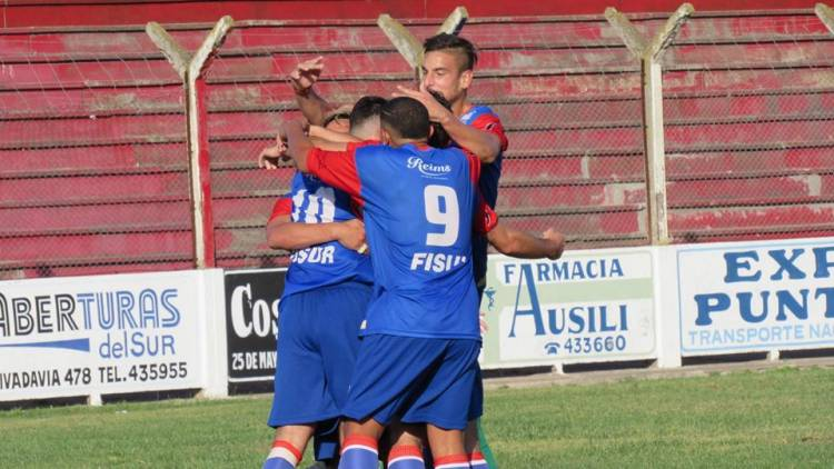 Liga del Sur: Rosario ganó en Punta Alta y Sporting empató en Bahía Blanca