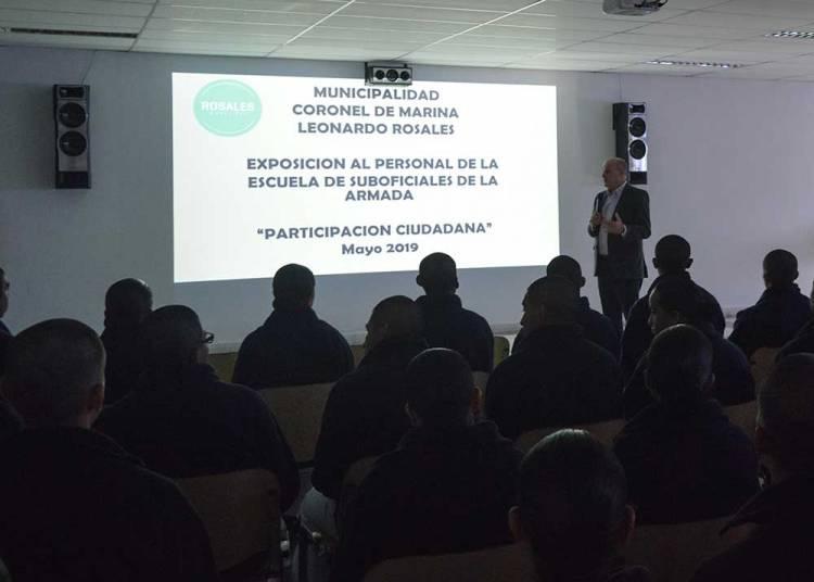 El Municipio dio nuevas charlas sobre derechos y obligaciones ciudadanas en la ESSA