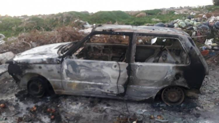El misterio sobre el vehículo y el cuerpo calcinado involucra a Pehuen Co