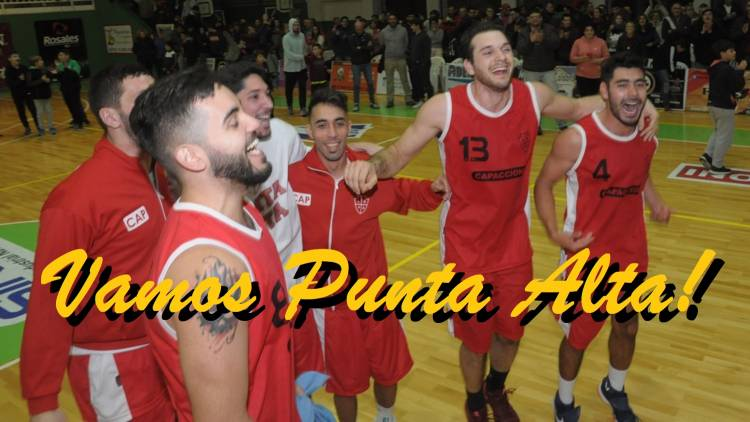 Zonal de Mayores: Punta Alta ganó el primer partido del triangular