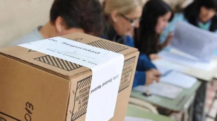 Autoridades de mesa comienzan a capacitarse para las elecciones