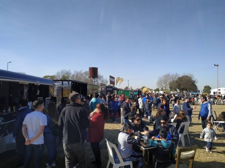 """Más de 3.000 personas visitaron el """"Punta Fest"""" de carritos en la FISNA"""