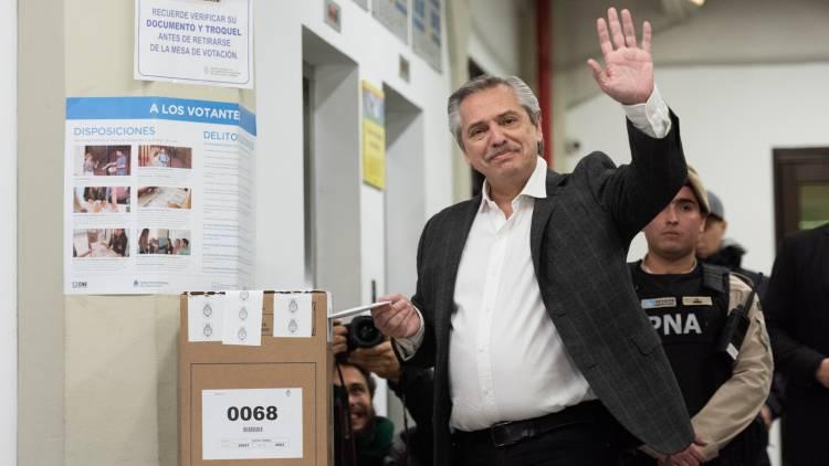 """Alberto Fernández: """"El Gobierno hizo todo lo necesario para que haya dudas"""""""