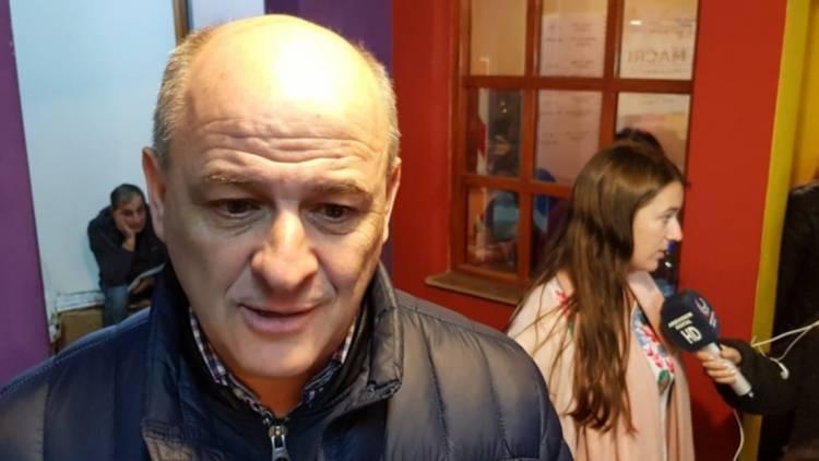 Mariano Uset sacó un 47 porciento de votos