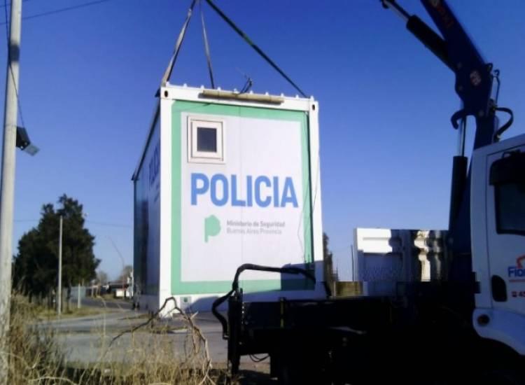 Se instalará en la Nueva Bahía una casilla policial