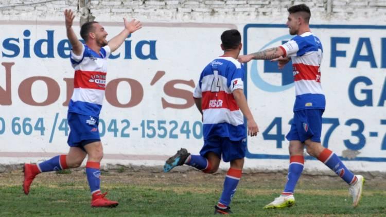 Liga del Sur: Rosario ganó sobre el final y sumó la tercera victoria consecutiva