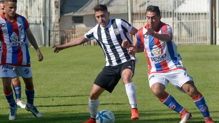 Liga del Sur: Rosario perdió de local frente a Liniers
