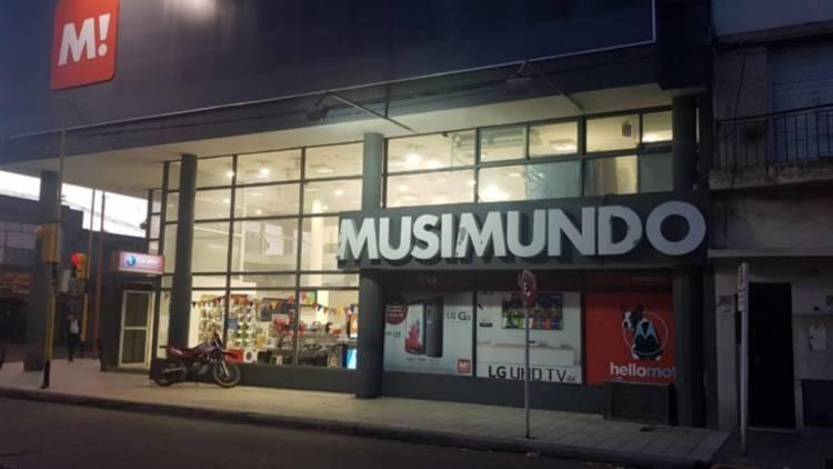 Cierra la sucursal de Musimundo de nuestra ciudad y deja a ocho personas desocupadas