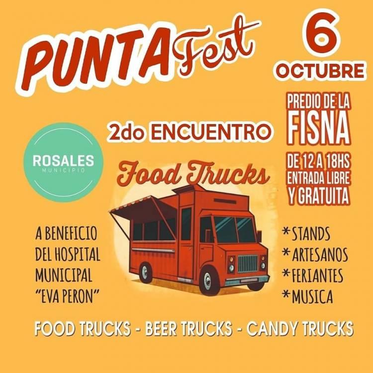 Ferias, food trucks y recitales para este finde en Rosales