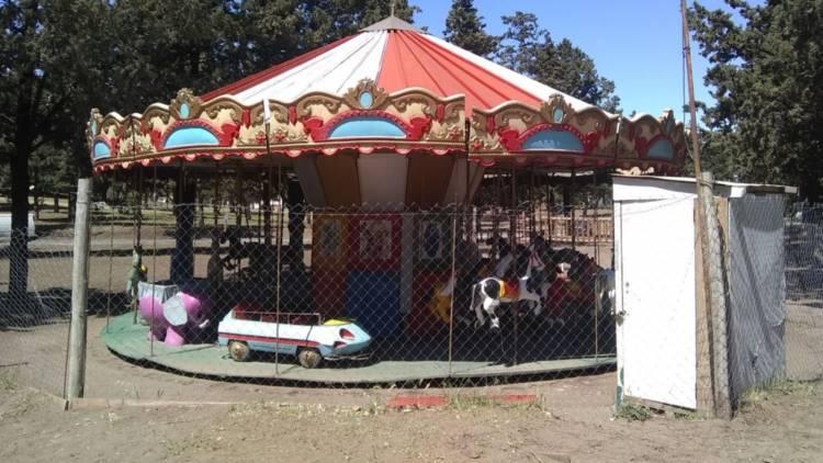 """""""Fue pura maldad"""": dijo el dueño de la calesita del parque San Martín"""