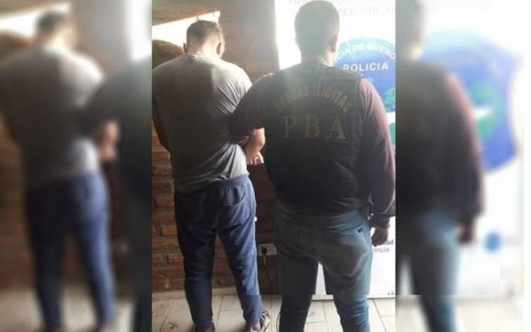 Confirman la prisión preventiva a tres supuestos vendedores de droga