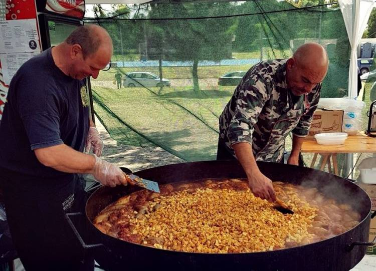 Pehuen Co: Se viene la 3° Fiesta de Comida al Disco A Mar y Campo