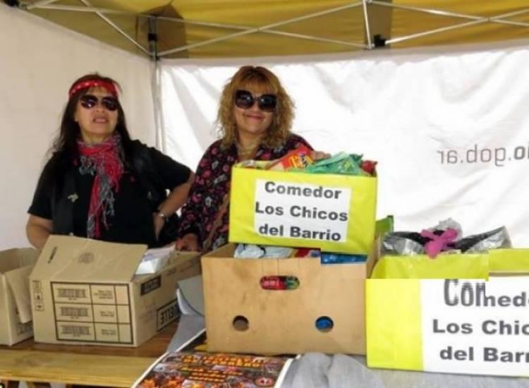 """Se esta realizando una campaña solidaria para el comedor comunitario """"Los Chicos del Barrio"""""""