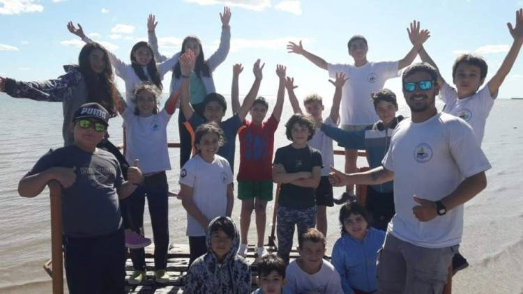 """La Escuela """"Punta al Mar"""" participará del Encuentro Nacional de Escuelitas"""