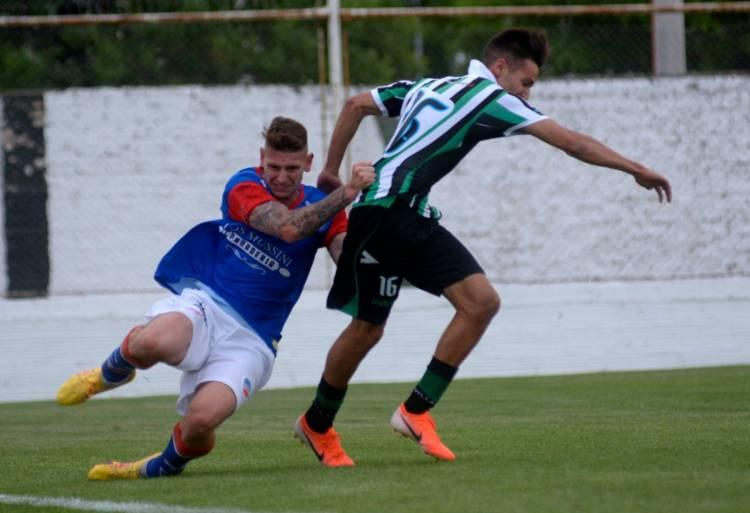 Liga del Sur: Rosario quedó eliminado por penales frente a Villa Mitre