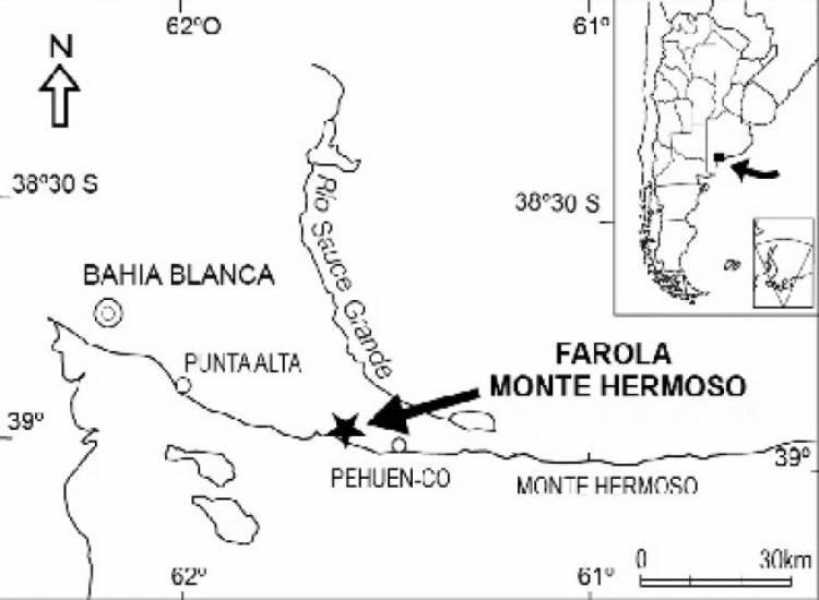 Pehuen Co: 138º Aniversario de la Farola Monte Hermoso