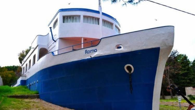 Pehuen Co: La casa barco cumple 65 años