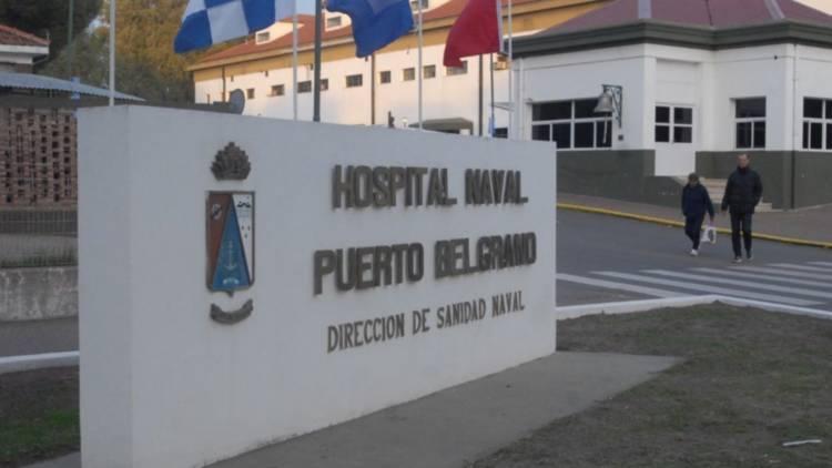 Puerto Belgrano: Tras los reclamos, les pagaron a los profesionales del hospital naval